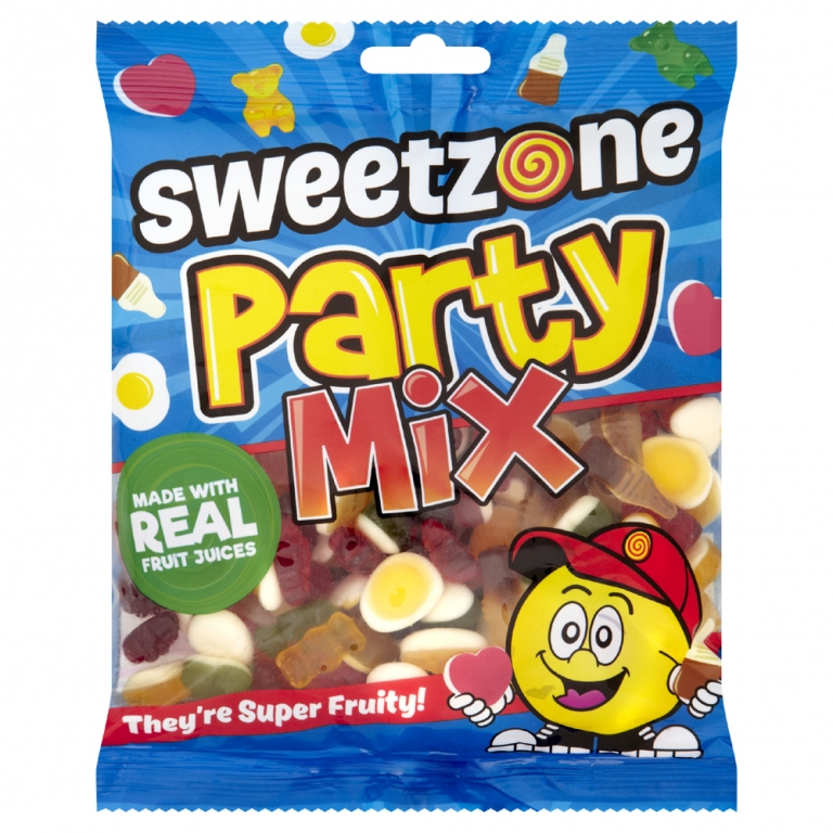 Party Mix Bags (12x180g)