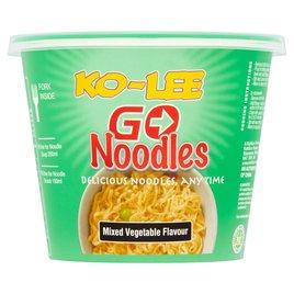 Ko-Lee Cups Noodles  Mix Veg (65g x 6)