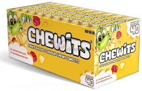 Chewits Fruit Salad