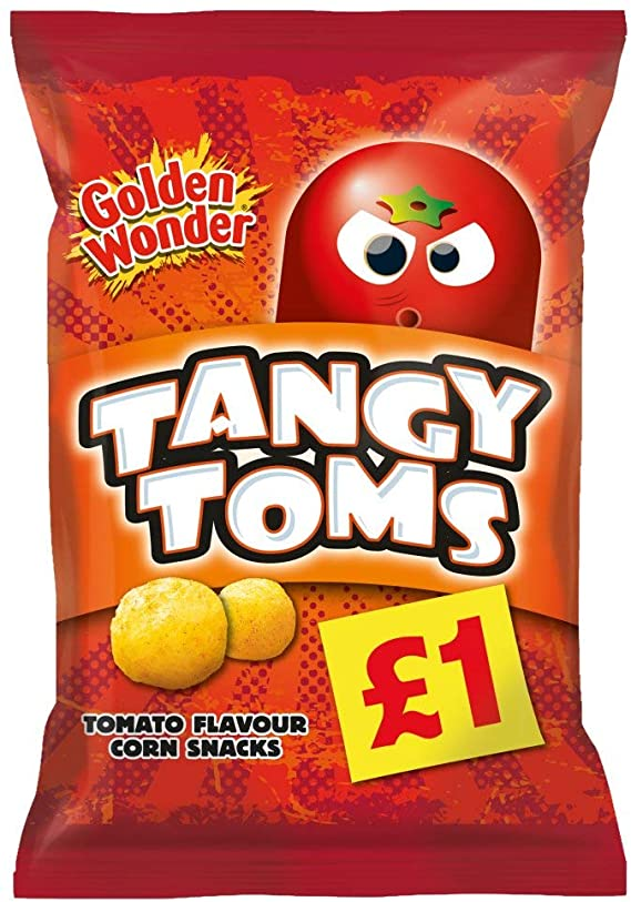 Transform Tangy Toms 110gx15  £1 PM