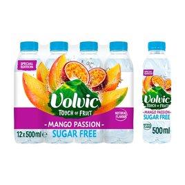 Volvic TOF Mango Passion 500mlx12