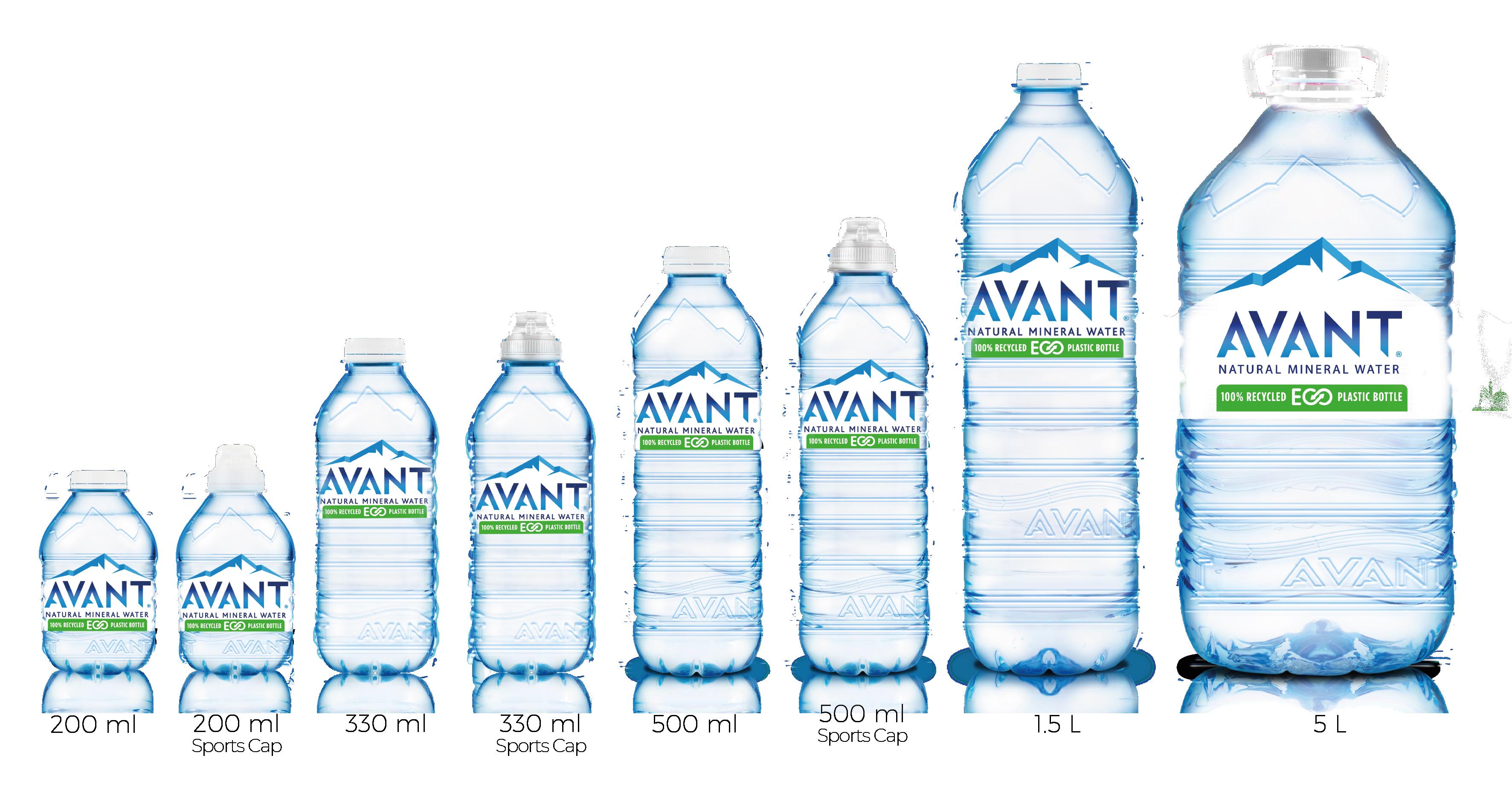 Avant Water 200mlx12