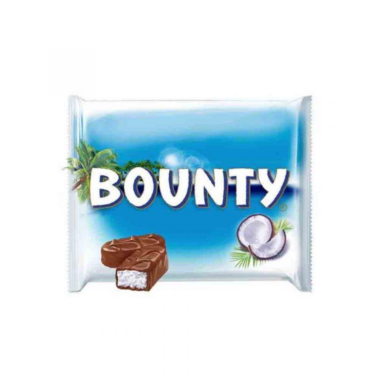 Bounty Milk Twin Multi pack (3x12)