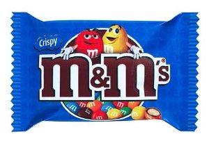 M & M's Crispy  Std