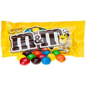 M & M's Peanut  Std