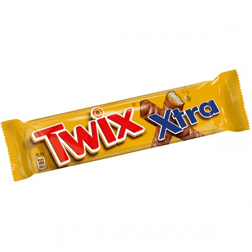 Twix Xtra Kingsize Std
