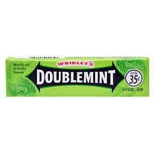 Wrigleys Doublemint  (stick)