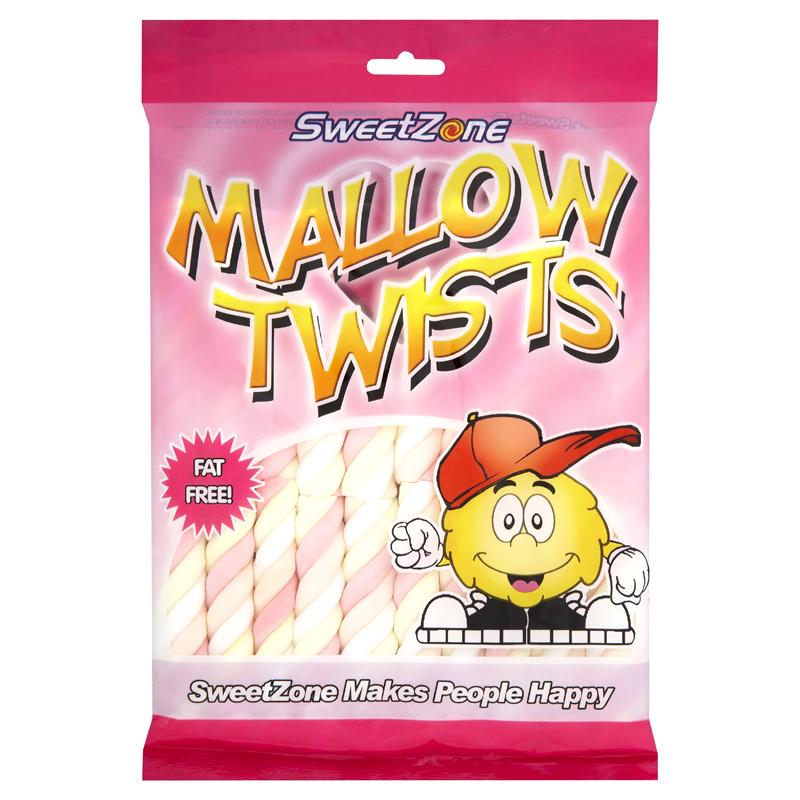 Twist Mallow  (h)  (200gx 12)