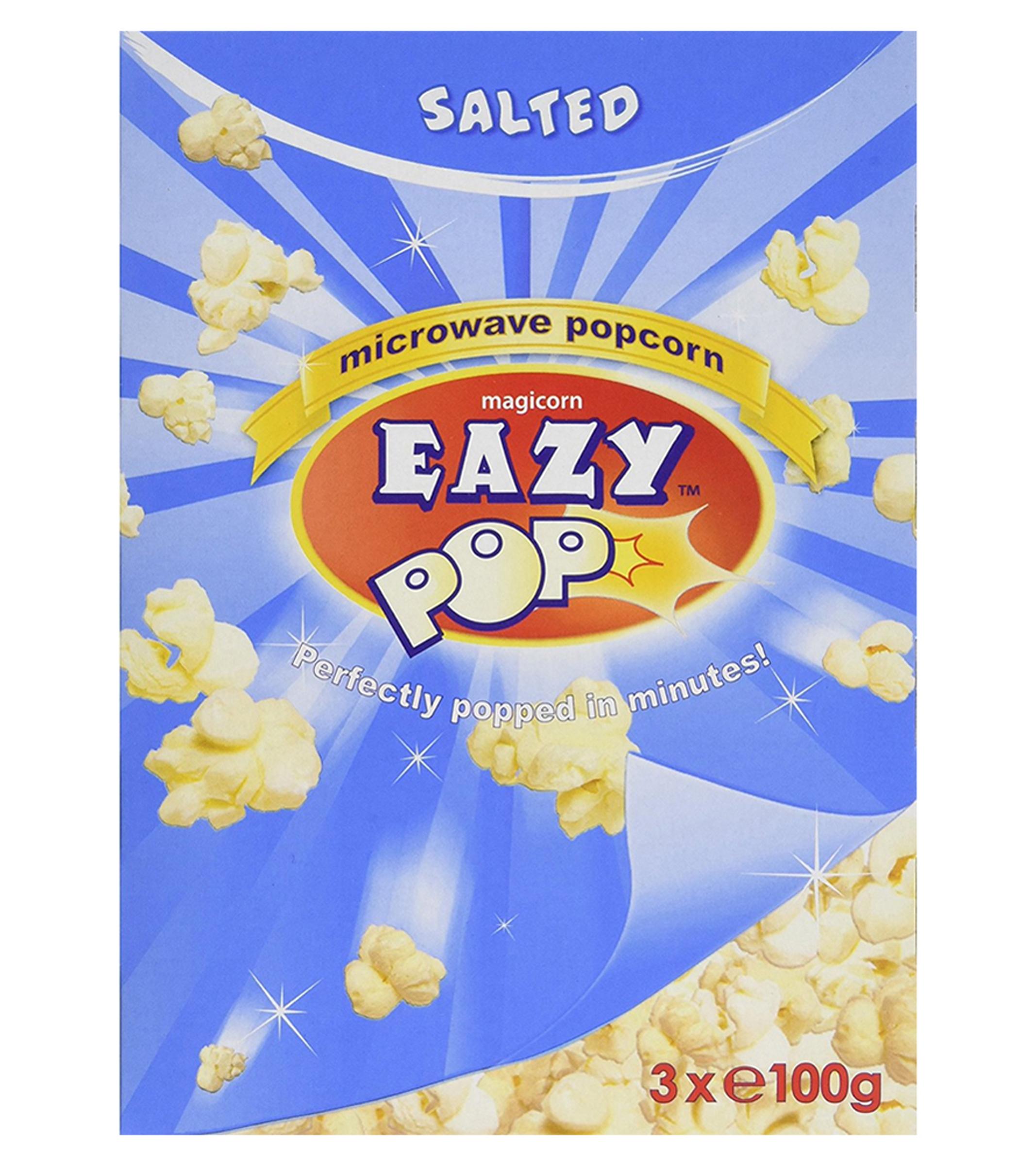 E Pop Micro-P-Corn MP (100gx3x 16)  Salted