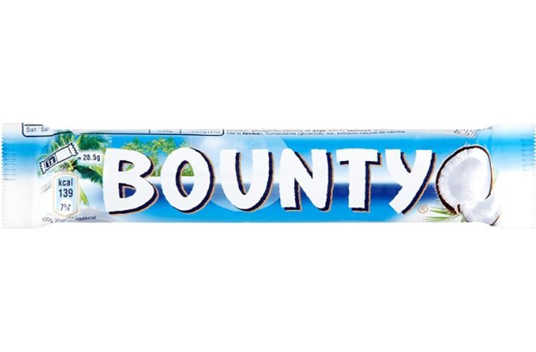Bounty Milk Twin Std