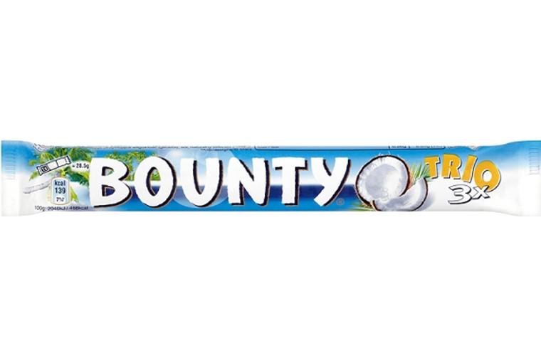 Bounty Milk Trio