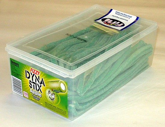 Dyna Sticks All (10 P)