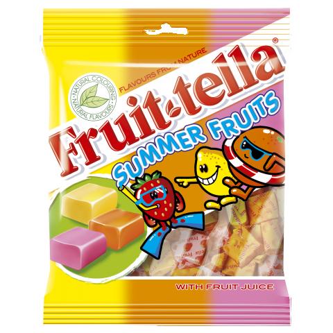 Fruitella Summer Fruit (175 G X 12)