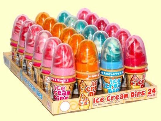 Ice Cream Dips (50p x 24)