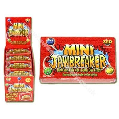 Jawbreaker (Mini) (30p x 20)