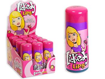 Lickedy Lips