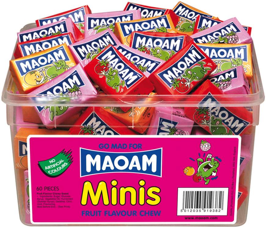 Maoam Minis