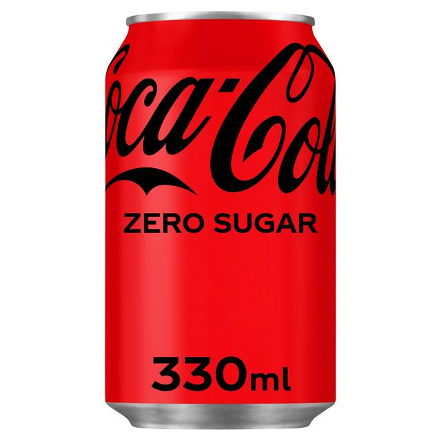Coca Cola Zero (330ml x 24) PM
