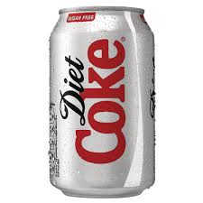 Diet Coca Cola (330ml x 24) GB N/P
