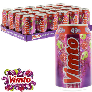 Vimto (330ml x 24) PM