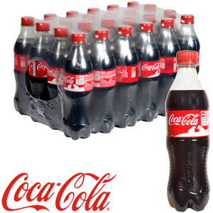Coca Cola (500ml x 24) PM GB