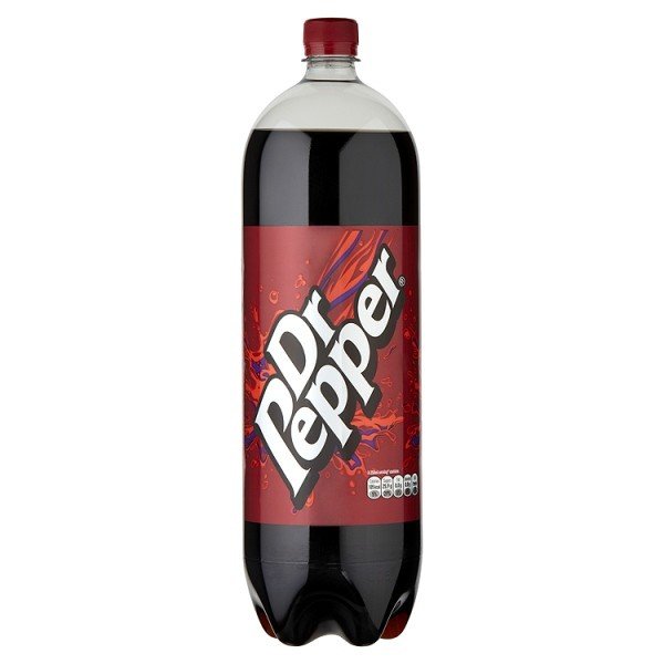 Dr Pepper (2Ltr x 6) PM