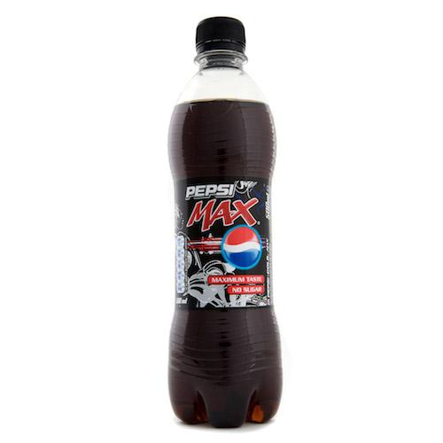 Pepsi Max (500ml x 12) PM
