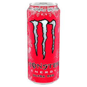Monster Energy Ultra Red 500ml x 12 PM