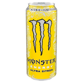 Monster Energy Ultra Citron 500ml x 12 PM
