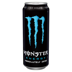 Monster Energy Absolute Zero 500ml x 12 PM