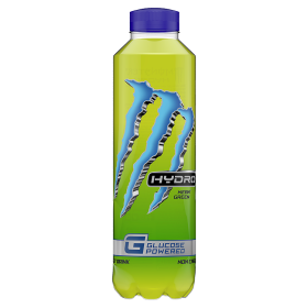 Monster Energy hydro mean Green 500ml x 12 PM