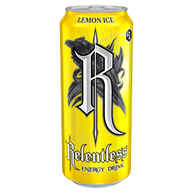 Relentless Lemon Ice