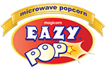 Eazy Pop Micro-P-Corn, Butter 85gx16