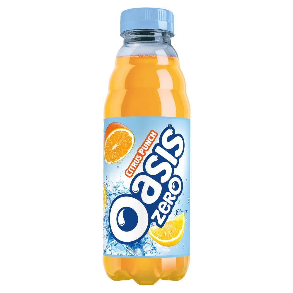 Oasis Citrus Punch Zero