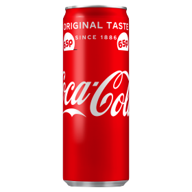 Coca Cola 250ml x 24 GB PM