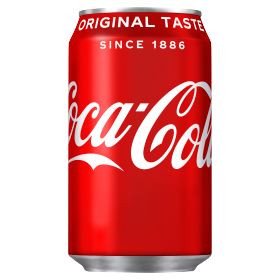 Coca Cola (330ml x 24) GB