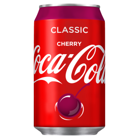 Coca Cola Cherry 330ml x 24