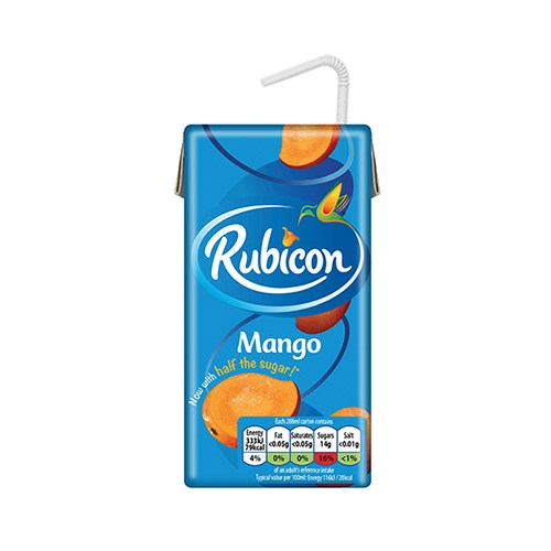 Rubicon Mango 288ml x 27 PM