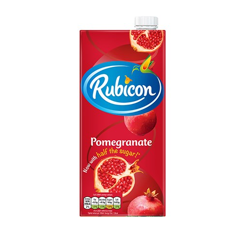 Rubicon Pomegranate 1l x 12 PM
