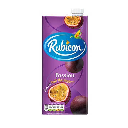Rubicon Passion 1l x 12 PM