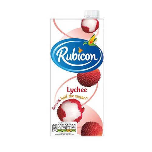 Rubicon Lychee 1l x 12 PM