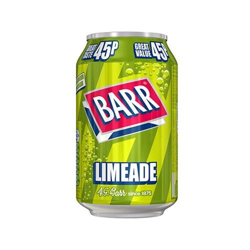 Barr Limeade 330 X 24 PM