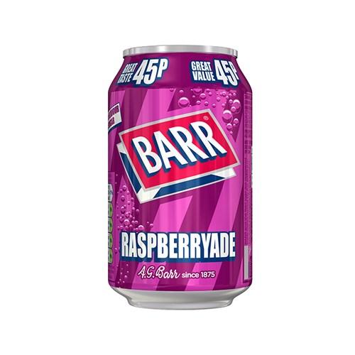Barr Raspberryade 330 X 24 PM