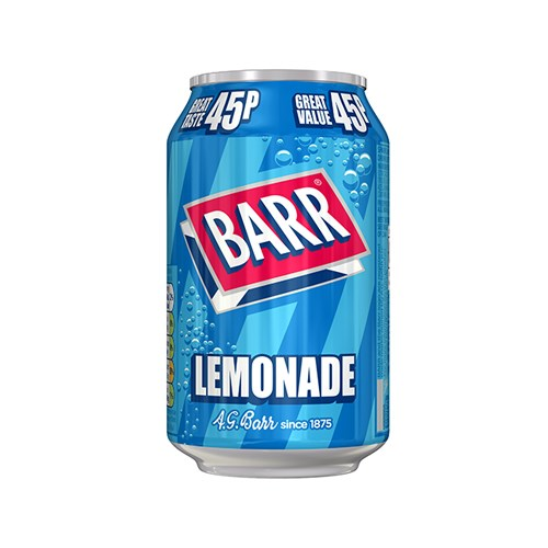 Barr Lemonade 330 X 24 PM
