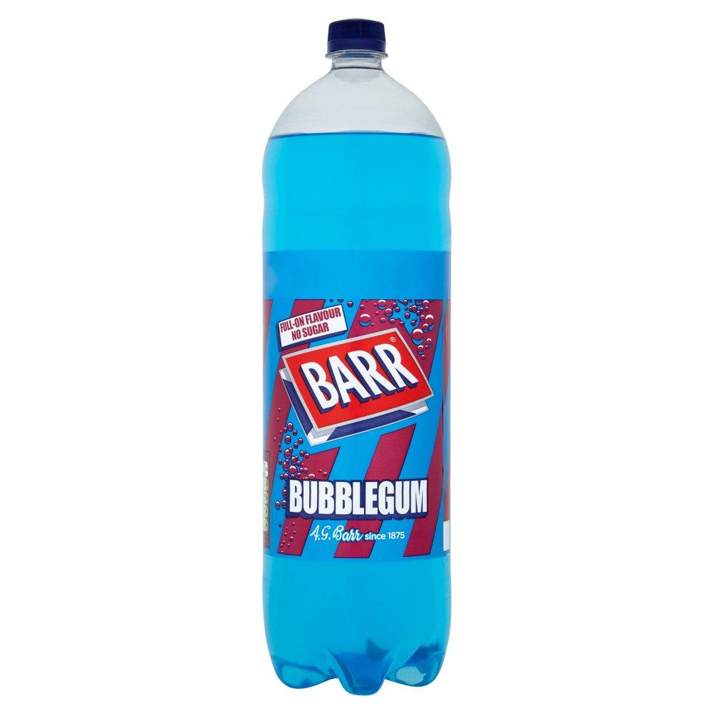 Barr Bubblegum 2l x 6 PM