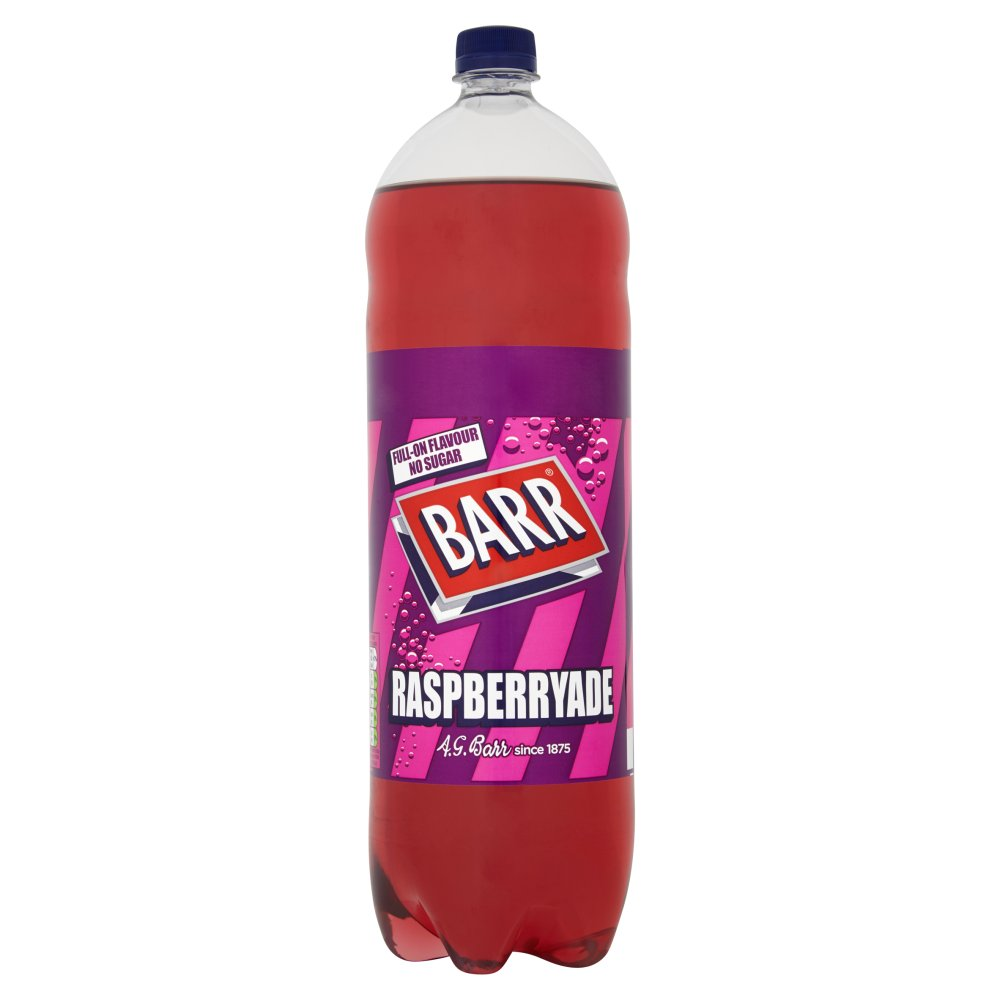 Barr Raspberryade 2l x6 PM