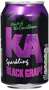 KA Blackgrape 330ml x 24 NP
