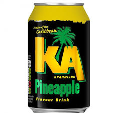 KA pineapple 330ml x 24 NP