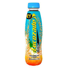 Lucozade Energy Carribean crush 380ml x 24 PM
