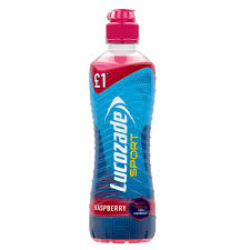 Lucozade Sport Raspberry 500ml x 12 PM